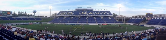 mll game navy stadium lacrosse