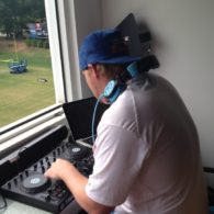 DJ pizza beats
