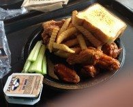 Zaxby's is delicious.