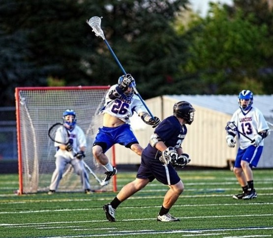 jump lacrosse defense