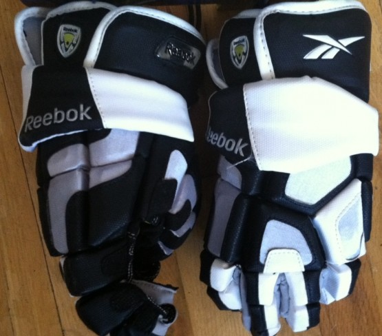 reebok lacrosse gloves