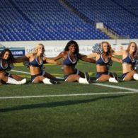 Chesapeake's Cheerleaders