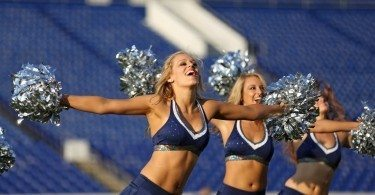 Chesapeake Cheerleaders