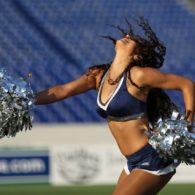 Chesapeake Cheerleader