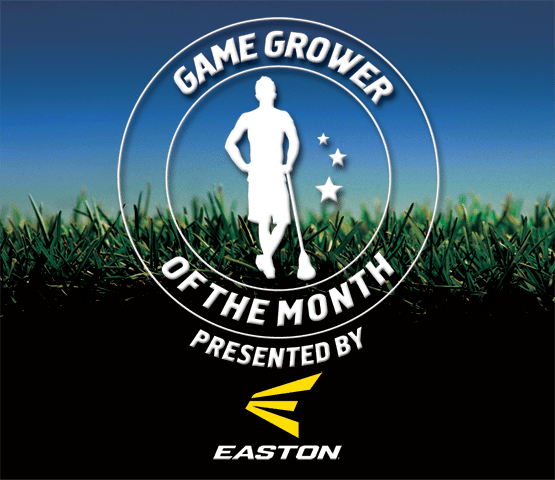Game Grower of the Month