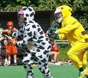 Europe costume lacrosse