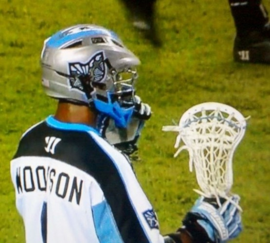 chazz woodson traditional lacrosse stick