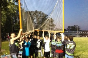 lacrosse team move goal