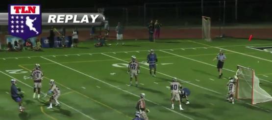 lxm pro ripped net lacrosse