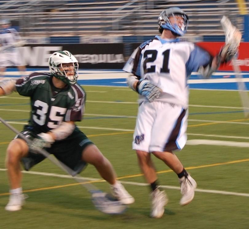 mll lacrosse