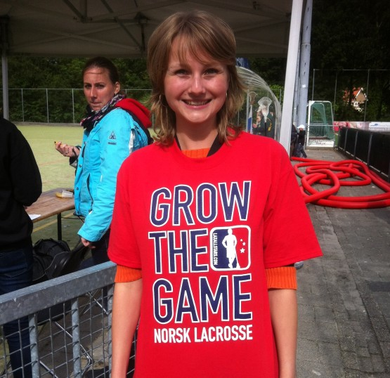 norway lacrosse grow the game