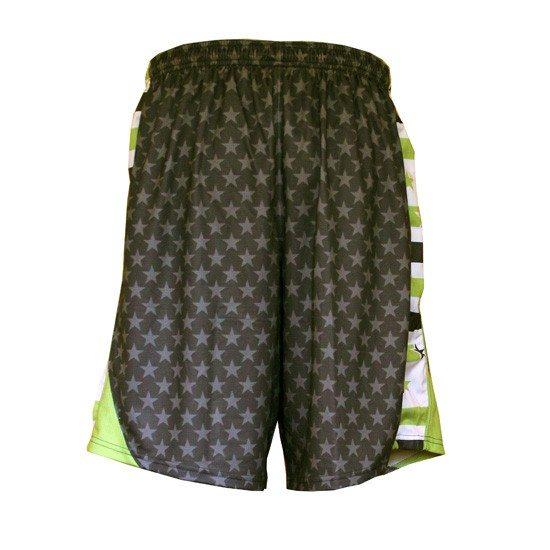 LAS Clubber Shorts - Back