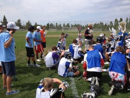 RP coaching the kids up this week in the beautiful city of Bend.