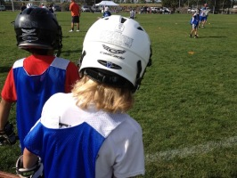 Huge fan of the blonde flow. This kid had some moves too!
