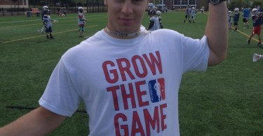 Grow the Game!!!!!. Want to be cool like Coach. Get yours today in the lacrosse shop!