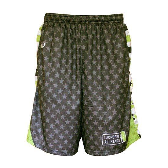 LAS Clubber Shorts - Front