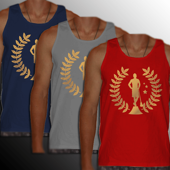 The Olympic Tank Collection