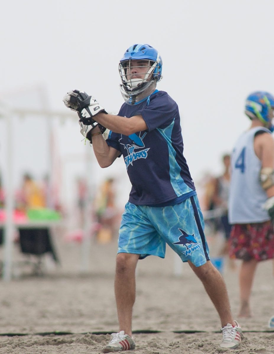 beach lacrosse 2012 new jersey