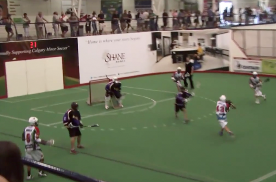 cali*lax canada day tournament box lacrosse