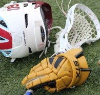 Sweet gloves, helmet and top string!