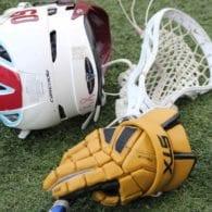 Sweet gloves, helmet and top string!