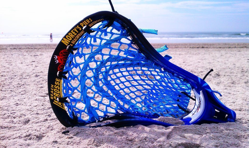 Stylin Strings Beach Lacrosse New Jersey dye job