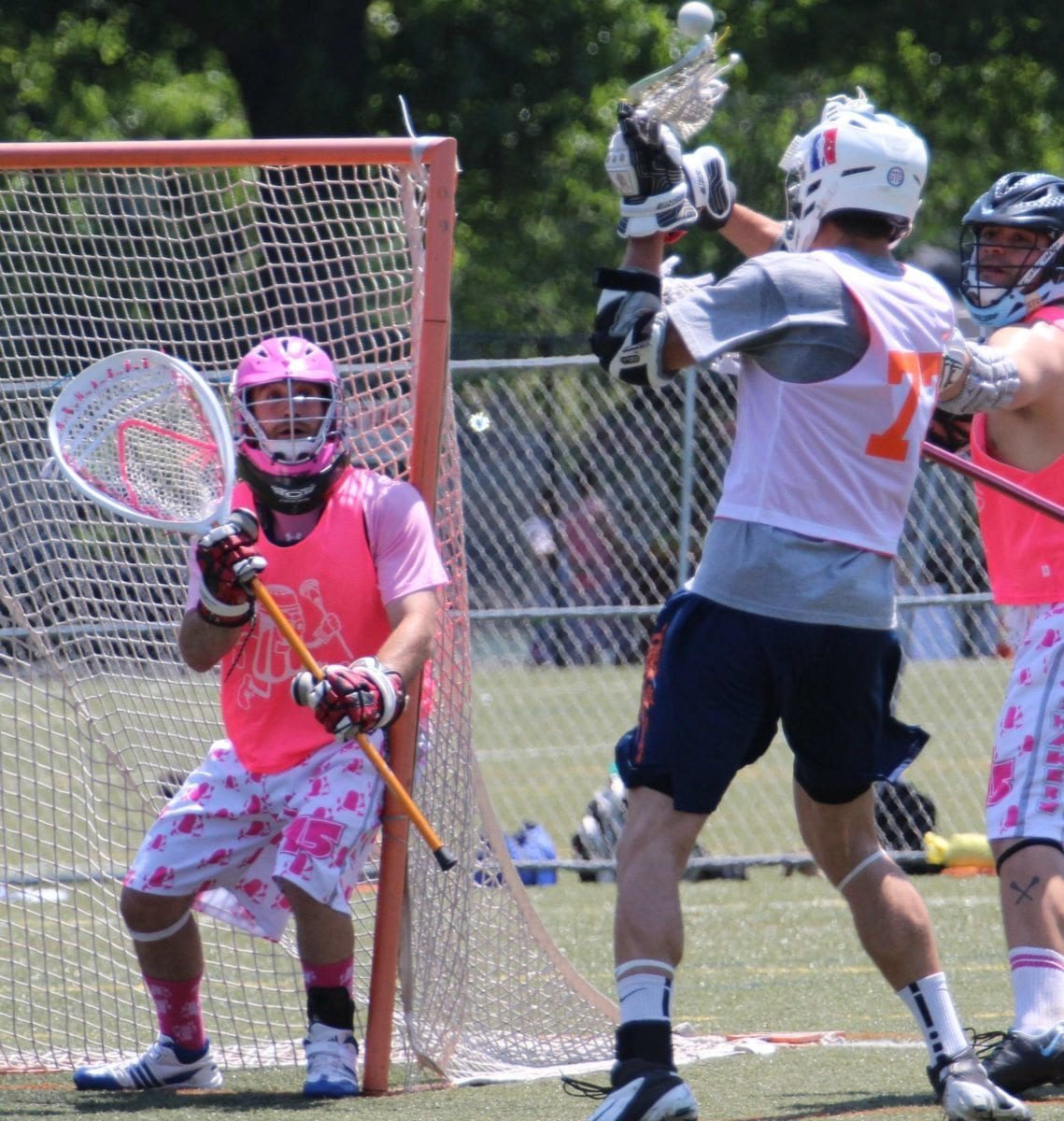 nate fritts lacrosse