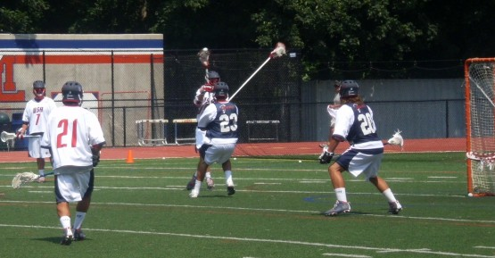 use u19 lacrosse warm up