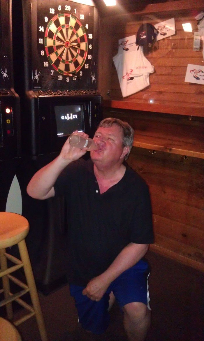 Mr Fisher Iced