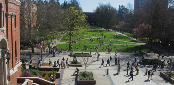 oregon campus