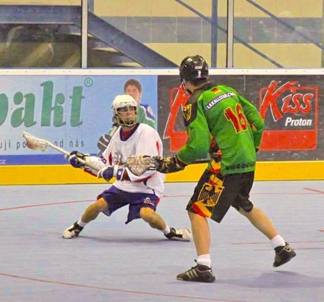 European Lacrosse League 2012, tournament 1