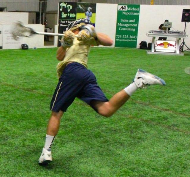 Shooting Speed Matt Wolfe Lacrosse pitt