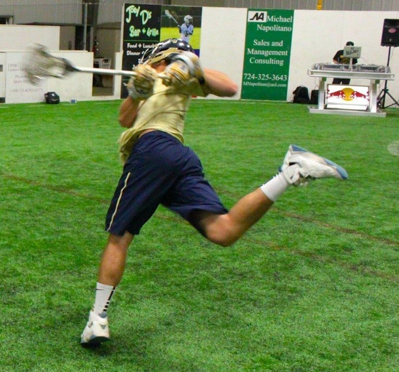 Shooting Speed Matt Wolfe Lacrosse pitt