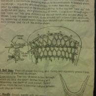 Vintage Mesh Stringing Kit Instructions