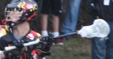 2013 Lacrosse Pocket - Maryland