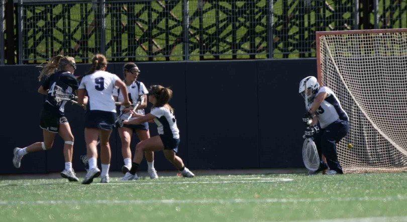Drexel - PSU Women's Fall Ball Lacrosse