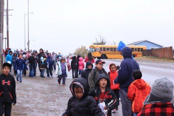 Blackfeet Reservation in Browning, MT