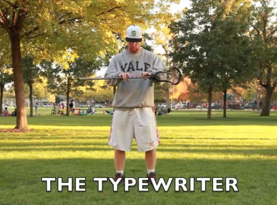 Tricks in the Park, Volume 3 - The Typewriter