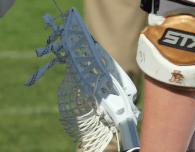 College Legal Lacrosse Stick - Lehigh