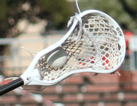 College Legal Lacrosse Stick - Ohio State