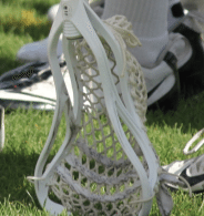 College Legal Lacrosse Stick