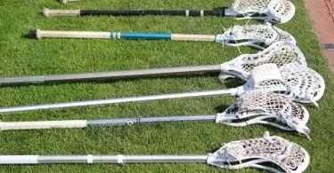 College Legal Lacrosse Sticks