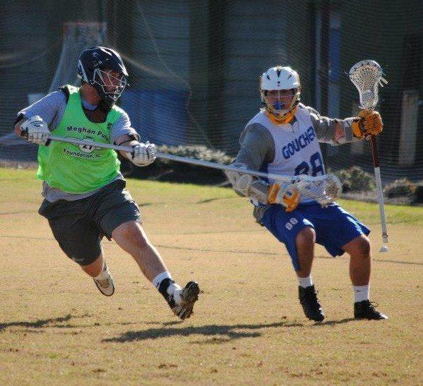 goucher_stevenson_lacrosse