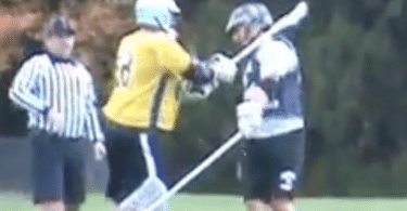 lacrosse_slash vicious slashing