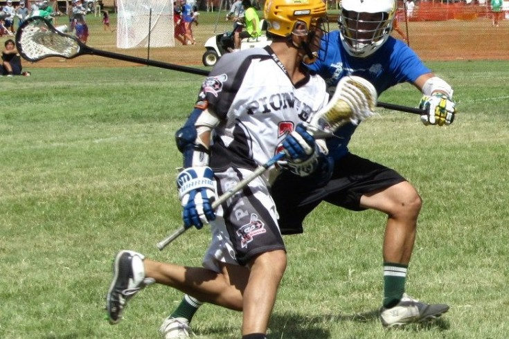 hawaii lacrosse 2012