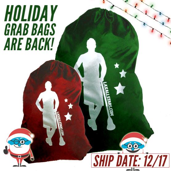 2012 Holiday Grab Bags
