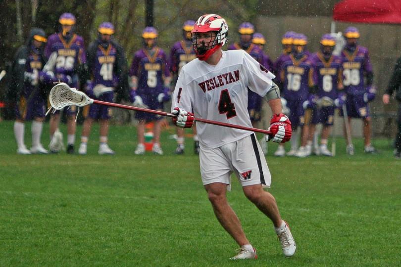 Wesleyan Lacrosse Vs Williams