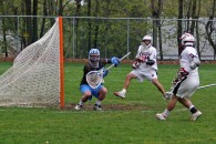 Wesleyan Lacrosse Vs Tufts