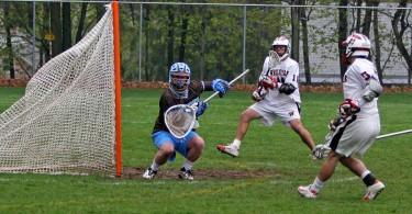 Wesleyan Lacrosse Vs Tufts