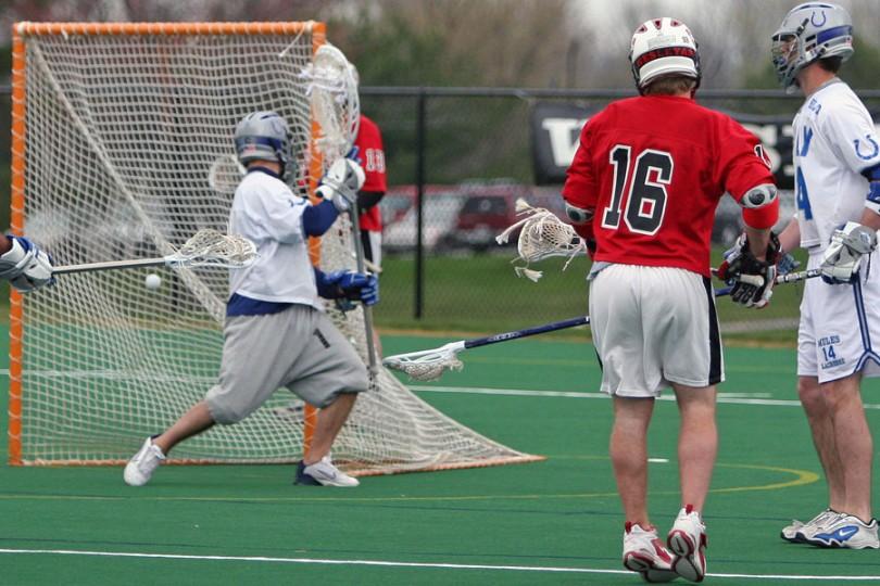 Wesleyan Lacrosse Vs Colby